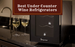 The Best Under Counter Wine Refrigerators On The Market!