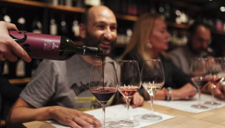texas wine events