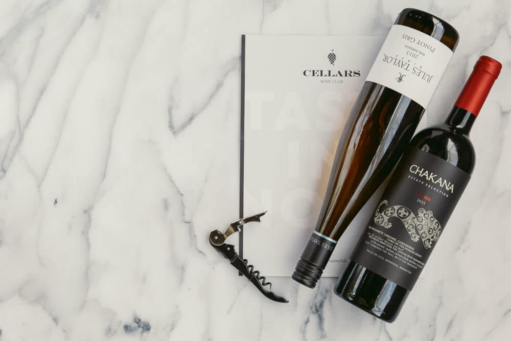 Why Go With Cellars Wine Club?