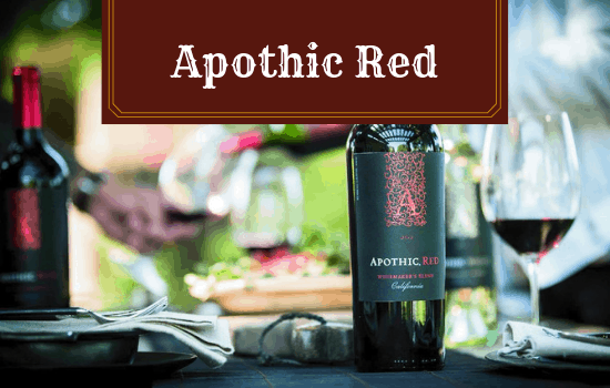 Apothic Red Review: From Industry Disruptor to Household Staple