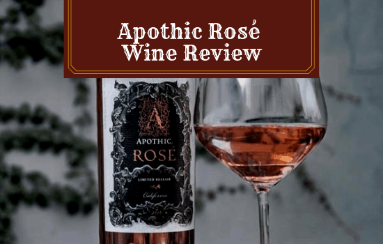 You are currently viewing Apothic Rosé Wine Review: Rosé All Day!