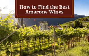 How to Find the Best Amarone Wines