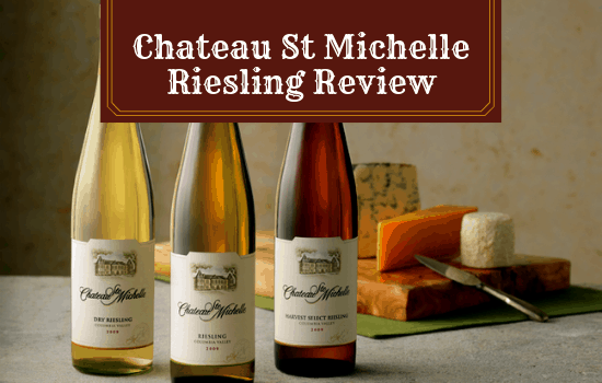 The Chateau St Michelle Riesling Review (& Top Bottle Recommendations!)