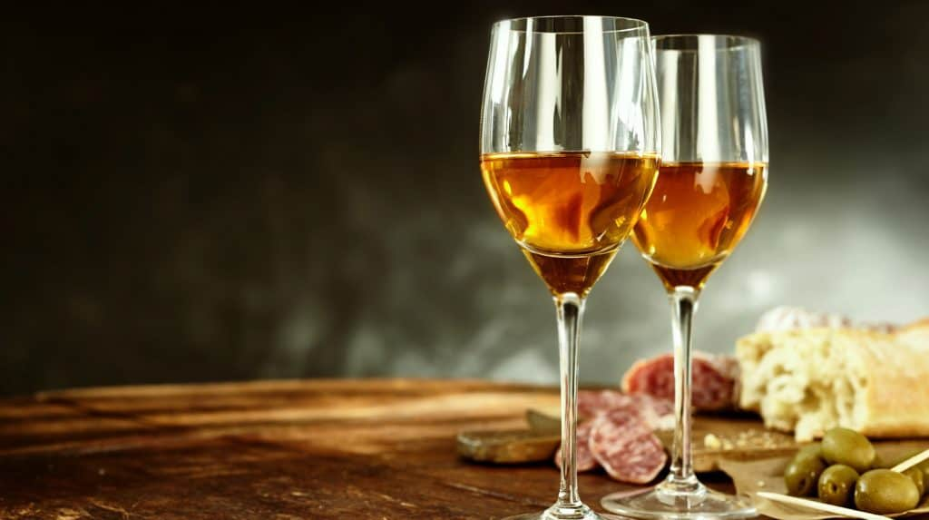 sherry vs port production difference