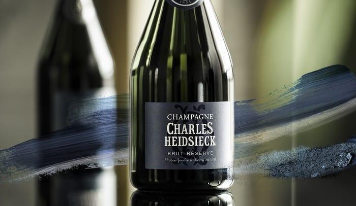 Charles Heidsieck NV Brut Reserve Champagne