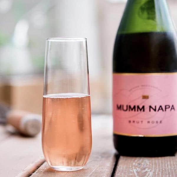 Mumm Napa NV Brut Rosé Sparkling