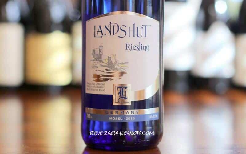 2018 Landshut Riesling