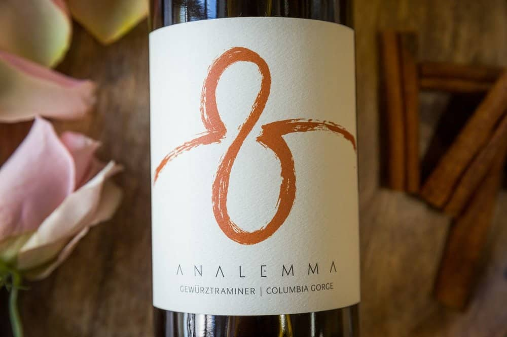 Analemma Oak Ridge Gewürztraminer