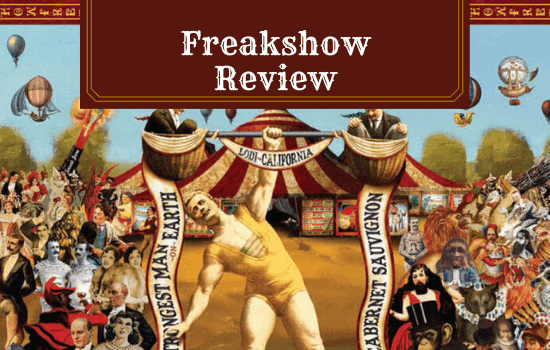 Freakshow Review: A Review of Michael David's Most Outrageous Brand!