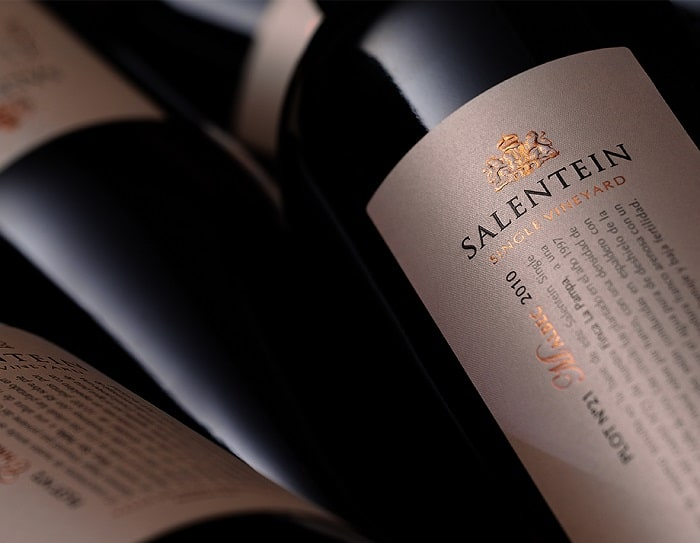 Salentein Single Vineyard Finca El Tomillo Malbec