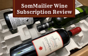 SomMailier Wine Subscription Review- Best Wine Subscription Box Ever?
