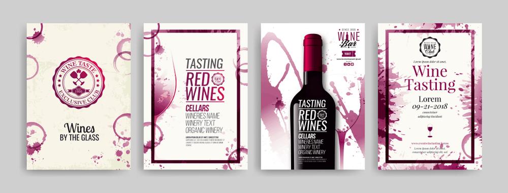 red wine testing
