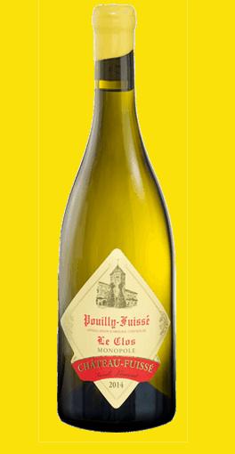 Chateau Fuisse Pouilly-Fuisse Le Clos Monopole