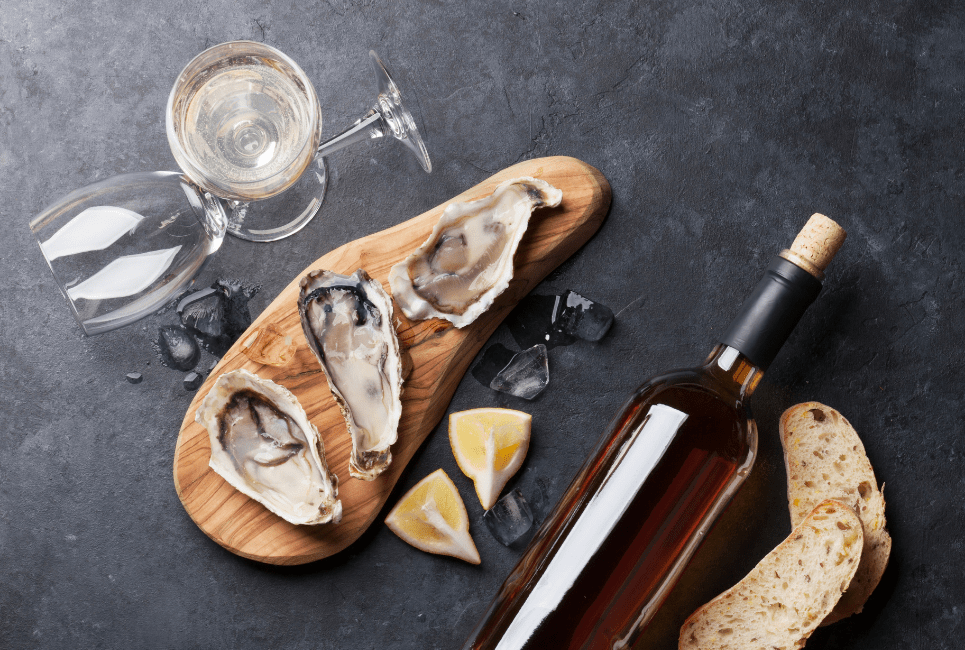 You are currently viewing The Best Wine to Pair with Oysters