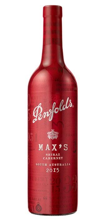 2015 Penfolds Max's Shiraz-Cabernet