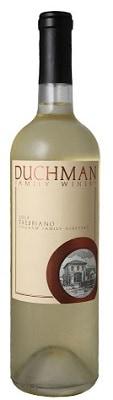 2017 Duchman Family Winery Trebbiano