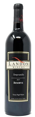 Landon Winery Tempranillo Reserve