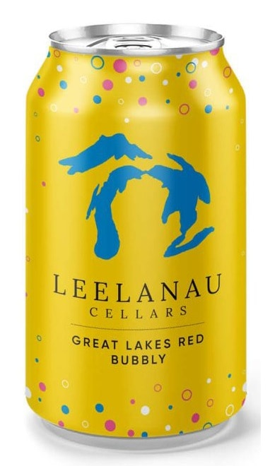 Leelanau Cellars' Canned Wines