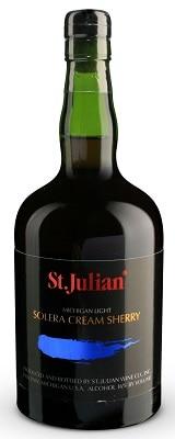 St. Julian Wine Company Solera Cream Sherry