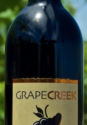 grape creek cabernet trois