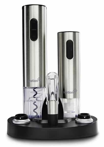 Ivation Electric Wine Opener