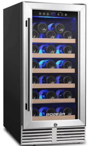 bodega wine cooler