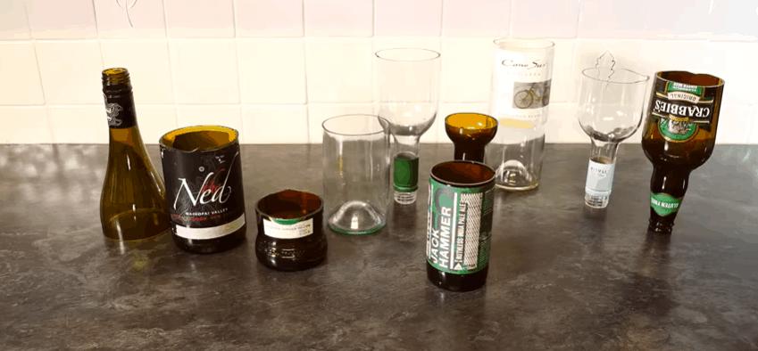 bottle cutter ideas