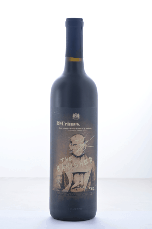 19 Crimes The Banished Dark Red   WineOnSale