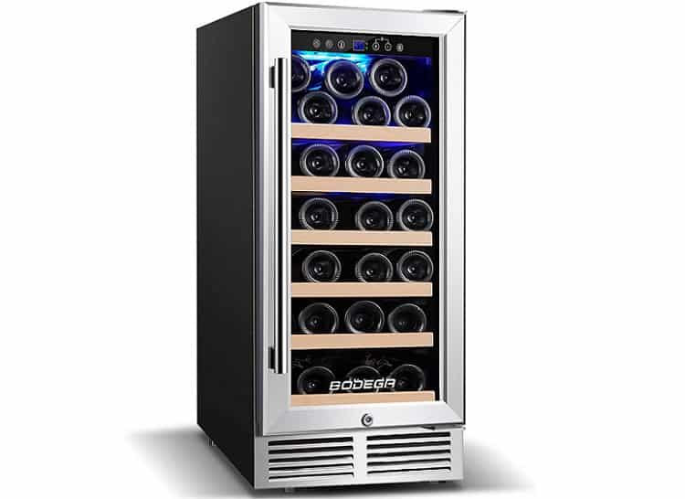 BODEGA wine cooler, 15-inch