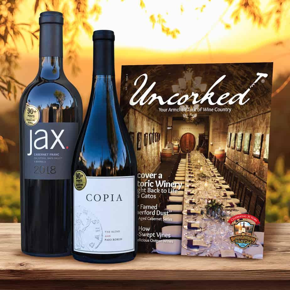 The California Wine Club's Signature Series