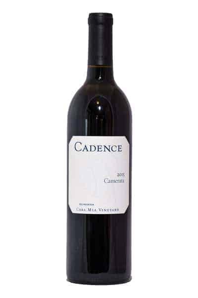 Cadence Camerata Bordeaux Blend Cara Mia Vineyard Red Mountain | Drizly