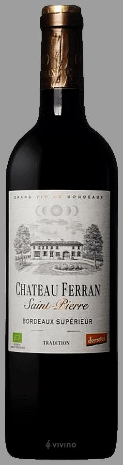 Château Ferran Bordeaux Supérieur Traditon