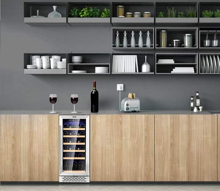 Colzer wine cooler, 15-inch