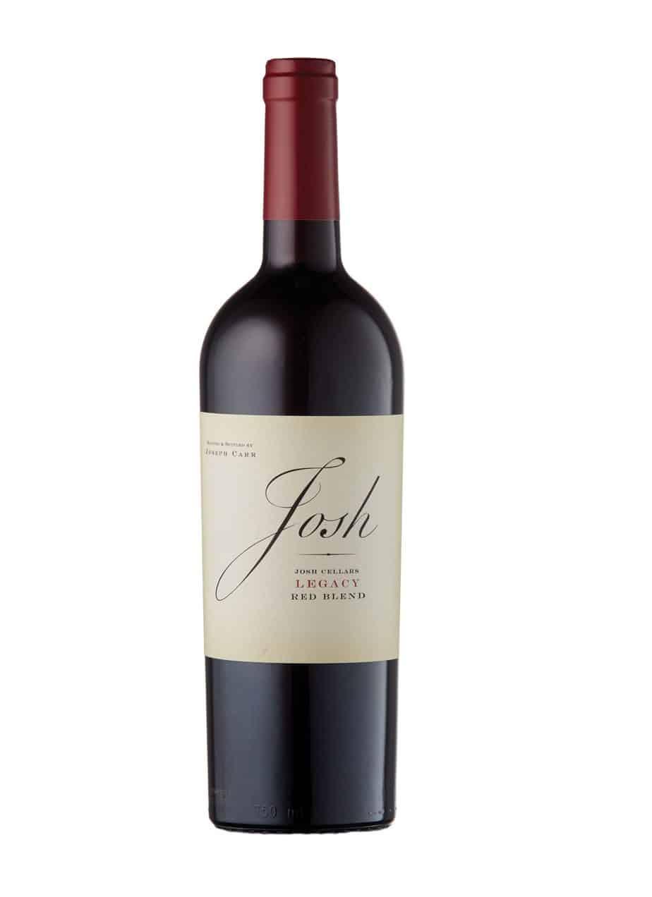 Josh Cellars Legacy Red Blend 2019   Wine.com
