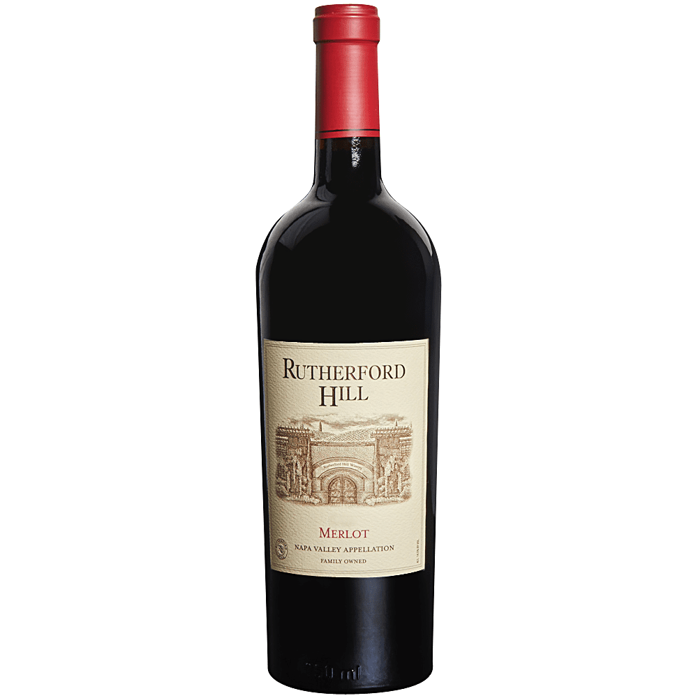 Our Favorite Merlot? Rutherford Hill Merlot 2018