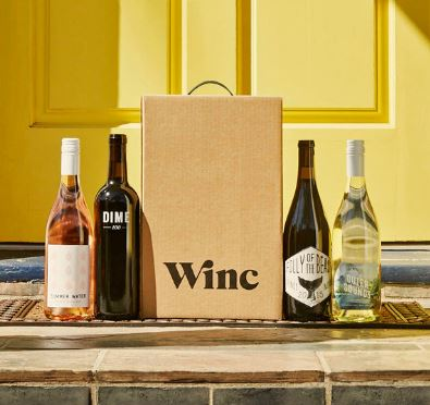 Bring A World Of Wine To Your Doorstep At Winc.com