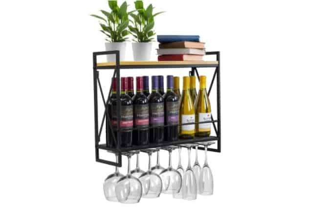 sorbus wine rack