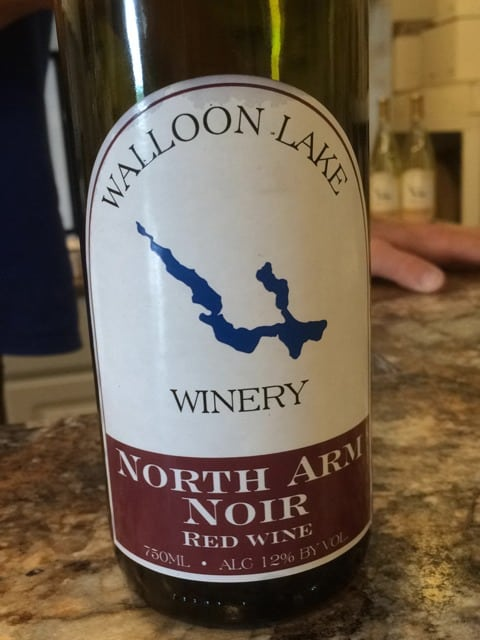Walloon Lake North Arm Noir Red | Vivino