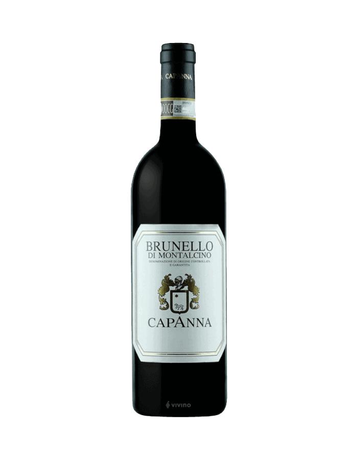 Capanna Brunello di Montalcino | Vivino