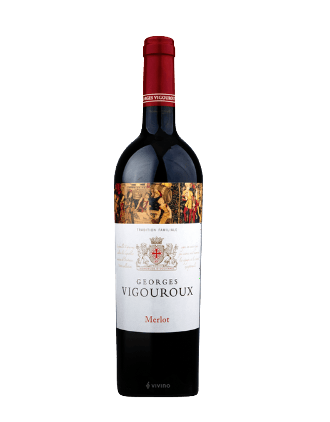 Georges Vigouroux Merlot | Vivino