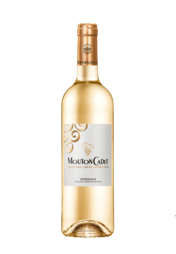 2017 Mouton Cadet Bordeaux Blanc | Vivino