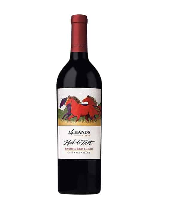 14 Hands Hot to Trot Red Blend | Wine.com