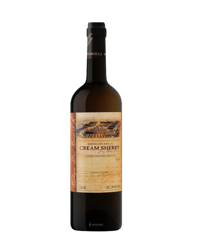 Bodegas Dios Baco Cream Sherry | Vivino