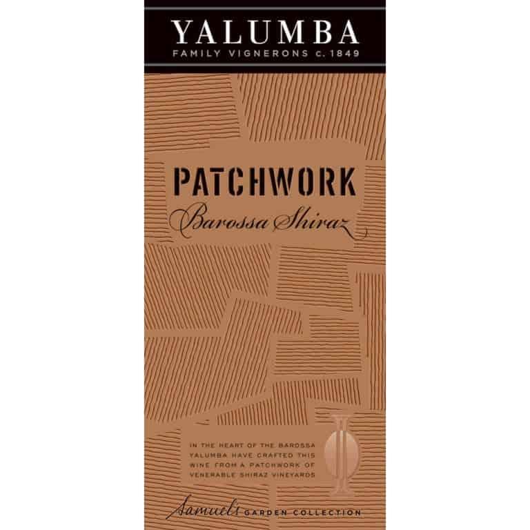 Yalumba Patchwork Shiraz 2014 | Wine.com