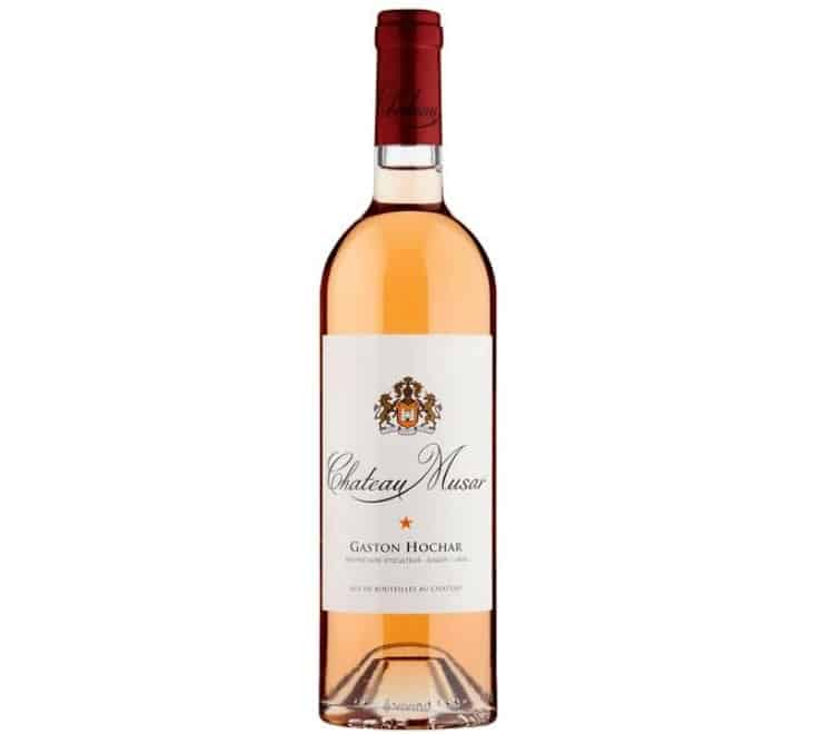 2016 Chateau Musar Rose