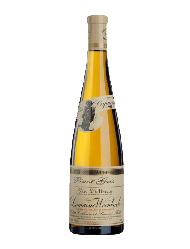 Domaine Weinbach Clos des Capucins Cuvée Sainte Catherine Alsace Pinot Gris | Vivino