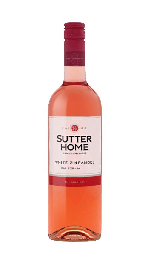 Sutter Home White Zinfandel | Vivino