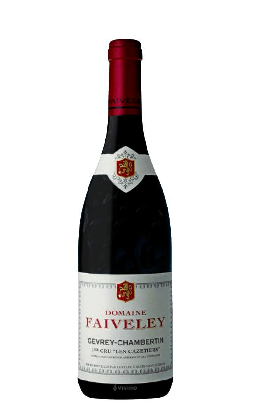 2014 Faiveley Gevrey-Chambertin 1er Cru 'Les Cazetiers' | Vivino