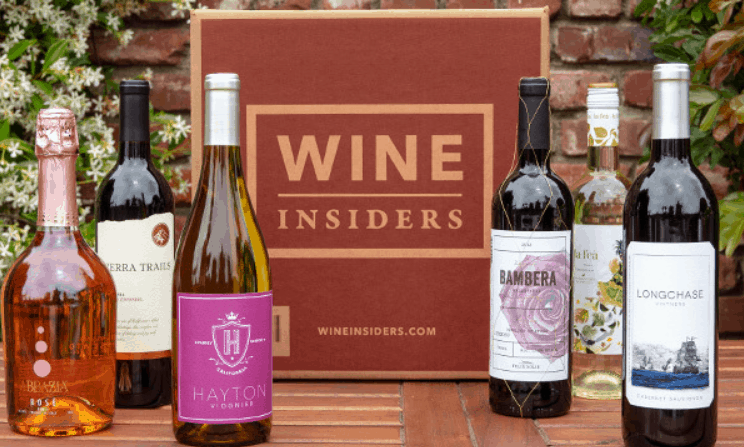 Join Wine Insiders' Club!  The Easiest Way To Get Your Favorite Wine