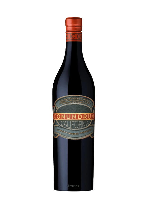 2017 Conundrum Red Blend | Vivino